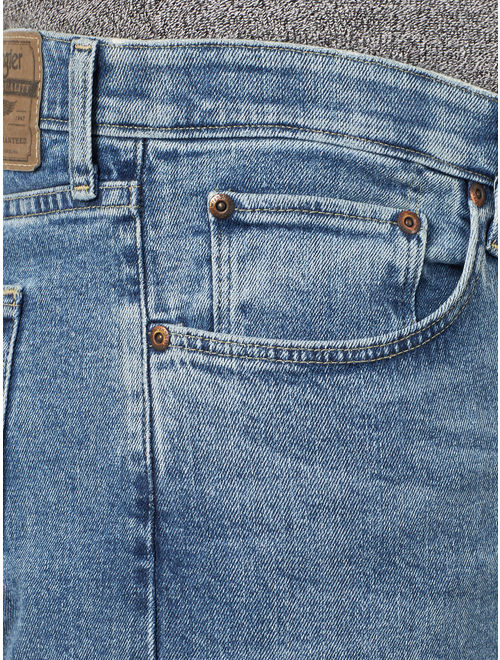 Wrangler Big Men's Performance Series Relaxed Fit Jean