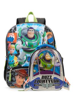 Toy Story Backpack With Lunch