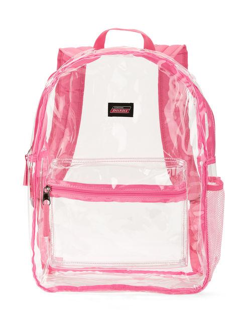 Genuine Dickies Clear Backpack