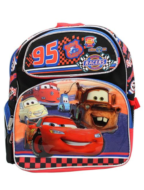 Small Backpack - - Cars 95 Kids School Bag New 652685