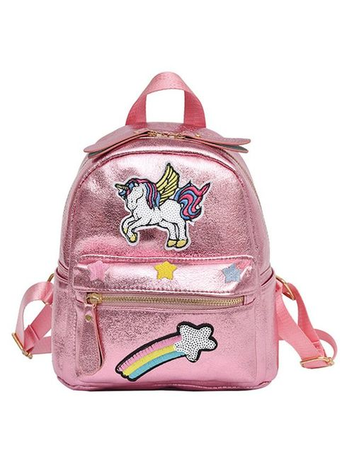 KABOER 2019 New Cute Unicorn Travel Bag Fashion Children's Small Backpack