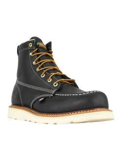 "Men's Thorogood 6"" Moc Toe Wedge Combat Boot 814-6201"