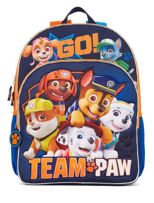"Paw Patrol Go Team Paw 16"" Backpack"