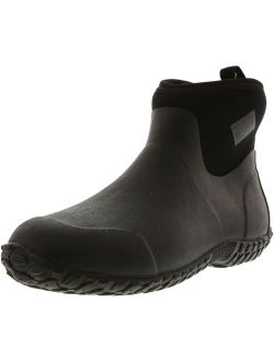 Muck Boot Company Men's Muckster Ii Ankle Black / Ankle-High Rubber Rain - 9M