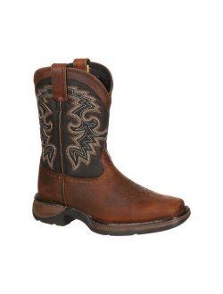 N's Durango Boot Dwbt050 Lil' Durango Cowboy Boot - Big Kid