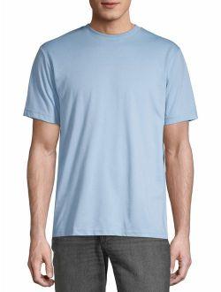 Men's And Big Men's Short Sleeve Crewneck T-shirt
