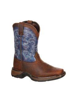 N's Durango Boot Dwbt053 Lil' Durango Cowboy Boot - Big Kid
