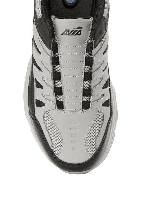 Avia Men's Wide Width Slip-On Walking Shoes