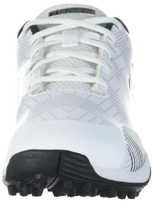 Under Armour Women's Lax Finisher Turf Lacrosse Shoe, 11.5K