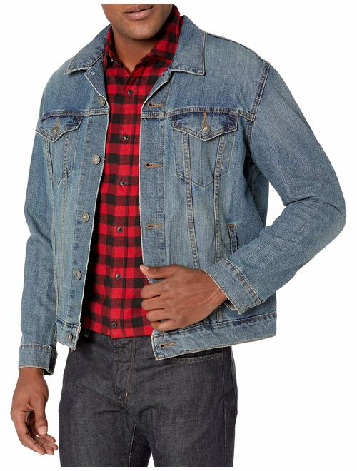 Signature by Levi Strauss & Co. Gold Label Men's Signature Trucker Jacket