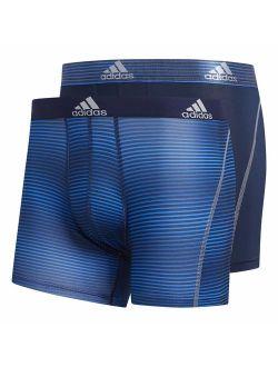 Men's Sport Performance Climalite Trunk Underwear (2-pack)