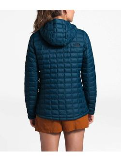 Women's Thermoball Eco Insulated Hooded Jacket