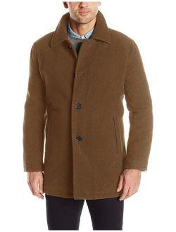 Signature Men's Car Coat Jacket