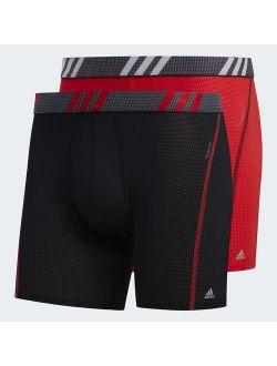 Men's Sport Performance Climacool Trunk Underwear (2-pack)