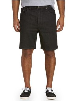 Harbor Bay by DXL Big and Tall Continuous Comfort Denim Shorts - Updated Fit