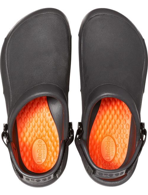 Crocs Unisex Bistro Pro LiteRide Clogs