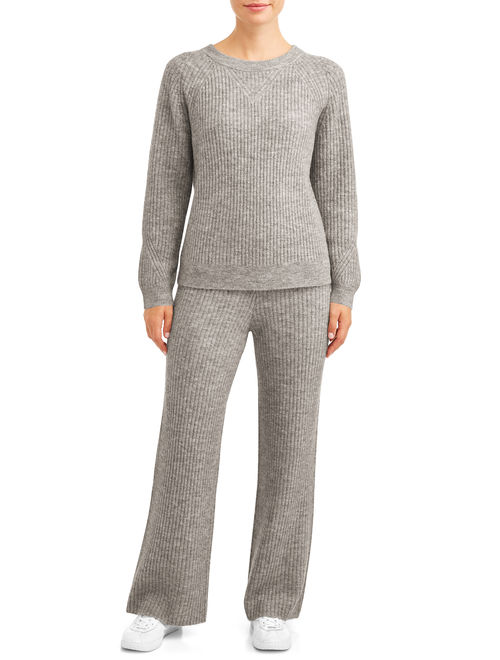 Time and Tru Pullover Sweater Women's