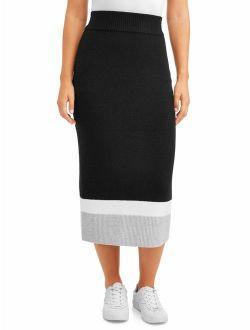 Women's Sweater Skirt