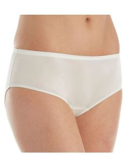 Women's Shadowline 11032 Nylon Hidden Elastic Hipster Panty