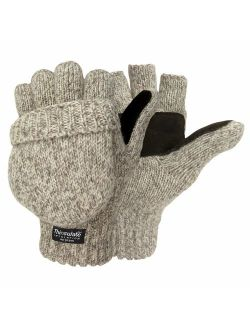 Hot Shot Igloos Men's the Sentry Mittens - Oatmeal - One Size