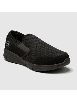 Sport By Skechers Optimal Slip On Athletic Shoes - Black