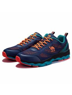 CAMEL CROWN Men's TrailRunningShoes Fashion Sneakers Lightweight Sport Shoes for Athletic Tennis Gym Walking