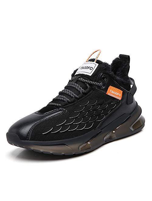 TSIODFO Men Sport Athletic Walking Shoes