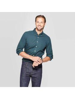 Ce Slim Fit Long Sleeve Button-down Shirt - Goodfellow & Co™