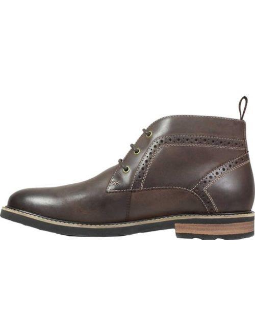 Shein Men's Nunn Bush Ozark Plain Toe Chukka Boot