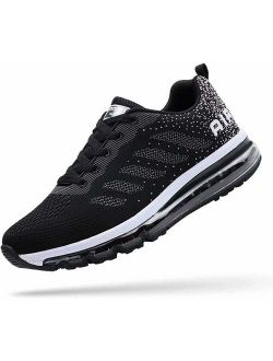 Aszeller Mens Fitness Cross Trainer Shoes Breathable Walking Casual Sports Air Cushion Sneakers