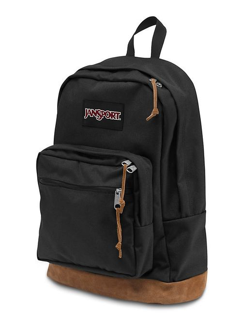 JanSport RIGHT PACK Labtop School Backpack - Black