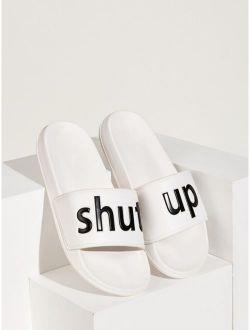 Waterproof Pro Club Men/'s Shower Slipper Sandal Non-Slip Quick Drying,
