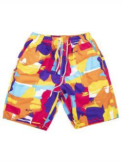 Mens Fashion Swim Trunks Swimming Board Shorts Swim Shorts Trunks Swimwear Casual Beach Underpants Up To Size 4xl