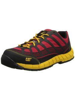 P90287 Work Boots,composite,men,8,m,red,pr