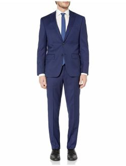 Men's All Wool Slim Fit Suit