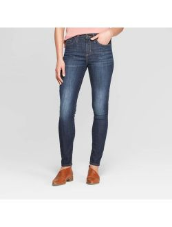 E Skinny Jeans - Universal Thread™ Dark Wash