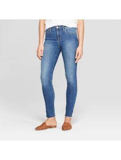 E Skinny Jeans - Universal Thread™ Medium Wash