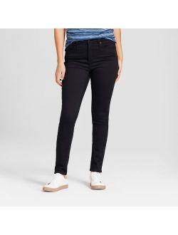 E Skinny Jeans - Universal Thread™ Black