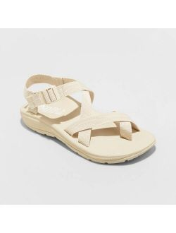 Mad Love Nelle Sport Footbed Sandals