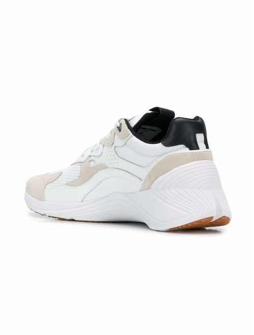Alexander McQueen Luxury Fashion Womens 544903R25639018 White Sneakers   Season Outlet