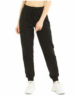 "Safort 28"" 31"" 34"" Inseam Regular Tall 100% Cotton Sweatpants Joggers 3 Pockets"