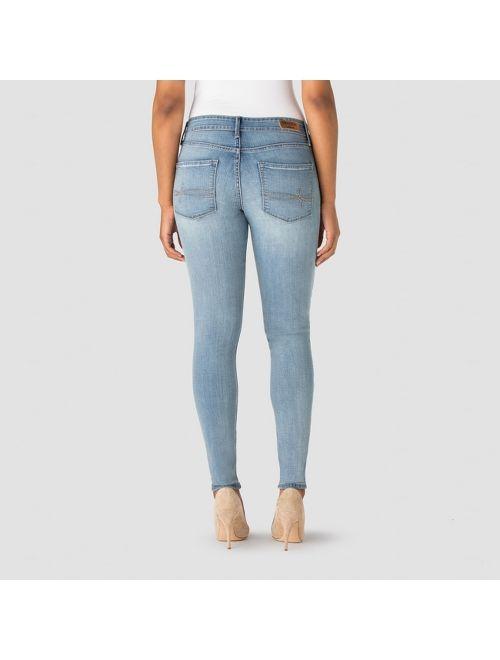 DENIZEN from Levi's Women's Mid-Rise Skinny Jeans