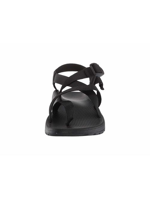 Chaco J107364: Women's Z/Cloud 2 Solid Black Sports Sandal