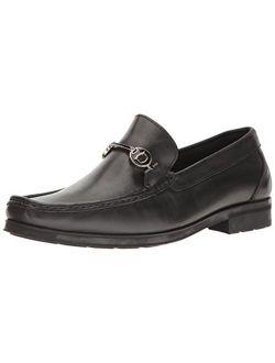 Mens Westbrooke Bit Leather Moc Toe Penny Loafers