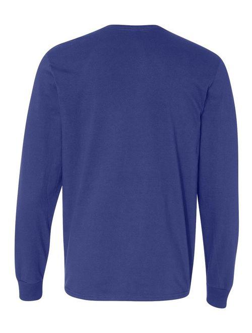 Fruit of the Loom T-Shirts - Long Sleeve Sofspun Long Sleeve T-Shirt