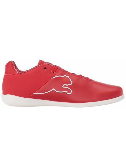 PUMA Men's SF Future Cat Casual, Red, Size 7.0