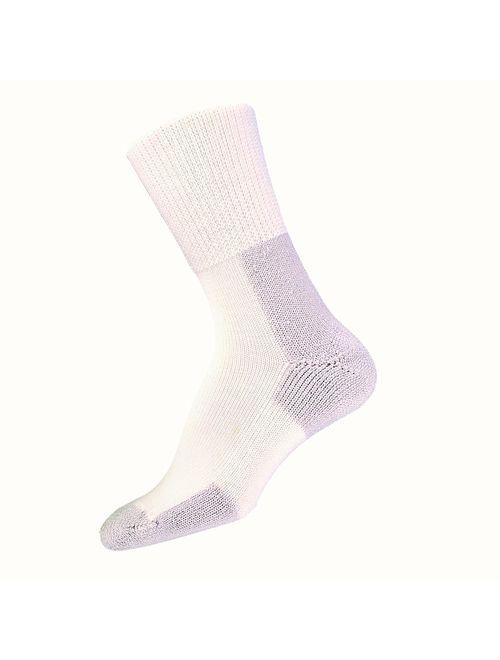 thorlos Xj Max Cushion Running Crew Socks