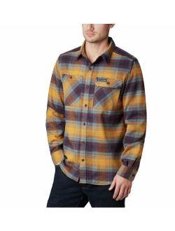 Men's Outdoor Elements Stretch Flannel Shirt