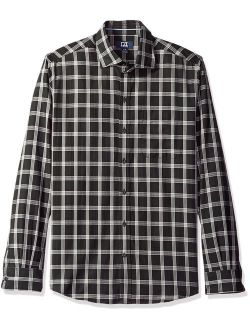 Men's Big And Tall L/s Summit Check