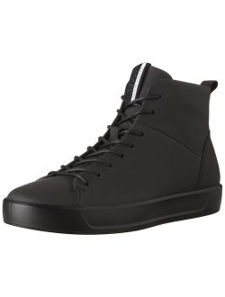 Men's Soft 8 High Top Fashion Sneaker